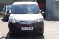 VAUXHALL COMBO 2300 CDTI ECOFLEX L1H1 SWB WITH ONLY 34.000,AIR CONDITIONING,PARKING SENSORS **** SOLD **** - 1752 - 2