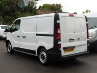 VAUXHALL VIVARO 2900 L1 SWB WITH ONLY 53.000 MILES,AIR CONDITIONING,SENSORS,ELECTRIC PACK,RACKING AND MORE  - 1586 - 4
