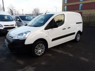 CITROEN BERLINGO 625 ENTERPRISE L1 1.6 HDI WITH WITH AIR CONDITIONING,PARKING SENSORS,ELECTRIC PACK AND MORE - 1281 - 1