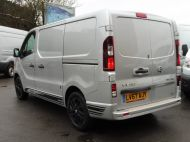 VAUXHALL VIVARO 2700 LIMITED EDITION BI TURBO SPORTIVE L1 SWB IN SILVER WITH ONLY 47.000 MILES,SAT NAV,ALLOY WHEELS AND MORE *** SOLD *** - 1656 - 4
