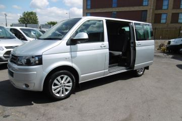 Used VOLKSWAGEN TRANSPORTER in Surbiton, Surrey for sale