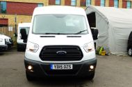 FORD TRANSIT 330 L2H2 MWB MEDIUM ROOF WITH FRONT AND REAR PARKING SENSOR,BLUETOOTH,6 SPEED AND MORE - 1499 - 3