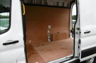 FORD TRANSIT 350/155 L2H3 RARE MWB HIGH ROOF DIESEL VAN WITH AIR CONDITIONING,FRONT+REAR SENSORS,155PS AND MORE - 1171 - 21
