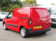 CITROEN BERLINGO 625 ENTERPRISE L1 SWB BLUEHDI EURO 6 ONLY 22.000 MILES,AIR CONDITIONING,PARKING SENSORS,BLUETOOTH AND MORE - 1582 - 4