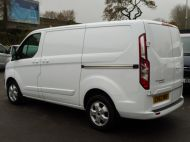 FORD TRANSIT CUSTOM 290/130 LIMITED L1 SWB EURO 6 WITH ONLY 17.000 MILES,2.0 130PS EURO 6,AIR CONDITIONING,PARKING SENSORS AND MORE - 1252 - 7
