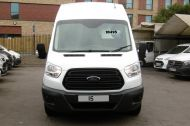 FORD TRANSIT 350/155 L2H3 RARE MWB HIGH ROOF DIESEL VAN WITH AIR CONDITIONING,FRONT+REAR SENSORS,155PS AND MORE - 1171 - 2