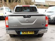NISSAN NAVARA 2.3 DCI TEKNA EURO 6 4X4 DOUBLE CAB AUTOMATIC PICK UP **** £17995 + VAT **** - 1309 - 4
