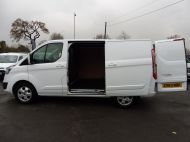 FORD TRANSIT CUSTOM 290/130 LIMITED L1 SWB EURO 6 WITH ONLY 17.000 MILES,2.0 130PS EURO 6,AIR CONDITIONING,PARKING SENSORS AND MORE - 1252 - 17