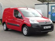CITROEN BERLINGO 625 ENTERPRISE L1 SWB BLUEHDI EURO 6 ONLY 22.000 MILES,AIR CONDITIONING,PARKING SENSORS,BLUETOOTH AND MORE - 1582 - 1