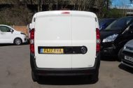 VAUXHALL COMBO 2300 CDTI ECOFLEX L1H1 SWB WITH ONLY 34.000,AIR CONDITIONING,PARKING SENSORS **** SOLD **** - 1752 - 6