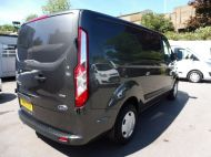 FORD TRANSIT CUSTOM 300 TREND 2.0 TDCI 130 EURO 6 L1 H1 IN MAGNETIC GREY , ONLY 22000 MILES **** £14995 + VAT **** - 1390 - 4