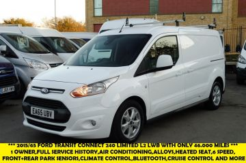 Used FORD TRANSIT CONNECT in Surbiton, Surrey for sale