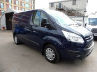 FORD TRANSIT CUSTOM 270 TREND L1 H1 105 EURO 6 WITH ONLY 17000 MILES **** £12995 + VAT **** - 1304 - 3