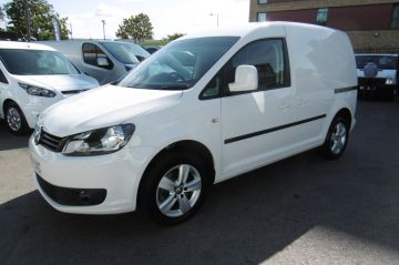 Used VOLKSWAGEN CADDY in Surbiton, Surrey for sale