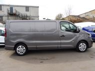 VAUXHALL VIVARO 2900 L2H1 CDTI SPORTIVE IN GREY WITH ONLY 54.000 MILES,AIR CONDITIONING,SAT NAV,ALLOY WHEELS AND MORE *** SOLD *** - 1359 - 21