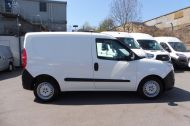 VAUXHALL COMBO 2300 CDTI ECOFLEX L1H1 SWB WITH ONLY 34.000,AIR CONDITIONING,PARKING SENSORS **** SOLD **** - 1752 - 8