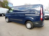 FORD TRANSIT CUSTOM 270 TREND L1 H1 105 EURO 6 WITH ONLY 17000 MILES **** £12995 + VAT **** - 1304 - 6