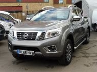 NISSAN NAVARA 2.3 DCI TEKNA EURO 6 4X4 DOUBLE CAB AUTOMATIC PICK UP **** £17995 + VAT **** - 1309 - 20