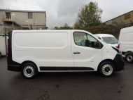 VAUXHALL VIVARO 2900 L1 SWB WITH ONLY 53.000 MILES,AIR CONDITIONING,SENSORS,ELECTRIC PACK,RACKING AND MORE  - 1586 - 8
