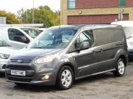 FORD TRANSIT CONNECT 240 LIMITED L2 LWB EURO 6 IN GREY WITH AIR CONDITIONING,SENSORS,ALLOY'S,PARKING SENSORS,ELECTRIC PACK,BLUETOOTH AND MORE  - 1597 - 1