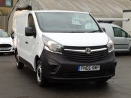 VAUXHALL VIVARO 2900 L1 SWB WITH ONLY 53.000 MILES,AIR CONDITIONING,SENSORS,ELECTRIC PACK,RACKING AND MORE  - 1586 - 24