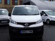 NISSAN NV200 1.5DCi ACENTA SWB EX BRITISH GAS WITH AIR CONDITIONING,ELECTRIC PACK,REVERSE CAMERA **** SOLD **** - 1405 - 3