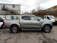 NISSAN NAVARA 2.3 DCI TEKNA EURO 6 4X4 DOUBLE CAB AUTOMATIC PICK UP **** £17995 + VAT **** - 1309 - 6