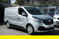 RENAULT TRAFIC SL27 SPORT ENERGY L1H1 SWB DCI IN SILVER WITH ONLY 64.000 MILES,AIR CONDITIONING,SAT NAV,PARKING SENSORS **** SOLD **** - 1282 - 3