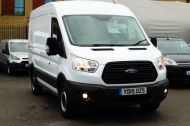 FORD TRANSIT 330 L2H2 MWB MEDIUM ROOF WITH FRONT AND REAR PARKING SENSOR,BLUETOOTH,6 SPEED AND MORE - 1499 - 15