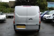 FORD TRANSIT CUSTOM 290 TREND L1 SWB IN SILVER 2.0 EURO 6 ULEZ WITH PARKING SENSORS,CRUISE,ELECTRIC PACK AND MORE *** CHOICE OF 2 FROM £11995+VAT *** - 1387 - 7