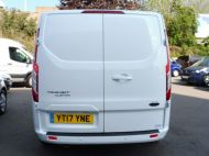 FORD TRANSIT CUSTOM 290/130 LIMITED L2H1 LWB 2.0 130PS EURO 6,IN WHITE WITH AIR CONDITIONING,PARKING SENSORS AND MORE  - 1374 - 7