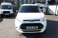 FORD TRANSIT CONNECT 220 TREND 5 SEATER COMBI CREW VAN 1.6 TDCI 95 WITH TWIN SIDE DOORS,AIR CONDITIONING AND MORE *** CHOICE OF 2 *** - 1169 - 2