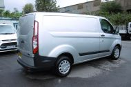 FORD TRANSIT CUSTOM 290 TREND L1 SWB IN SILVER 2.0 EURO 6 ULEZ WITH PARKING SENSORS,CRUISE,ELECTRIC PACK AND MORE *** CHOICE OF 2 FROM £11995+VAT *** - 1387 - 5
