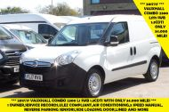 VAUXHALL COMBO 2300 CDTI ECOFLEX L1H1 SWB WITH ONLY 34.000,AIR CONDITIONING,PARKING SENSORS **** SOLD **** - 1752 - 1