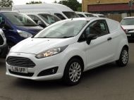 FORD FIESTA VAN 1.5 TDCI EURO 6 WITH ONLY 48.000 MILES,AIR CONDITIONING,BLUETOOTH,ELECTRIC PACK AND MORE - 1481 - 3