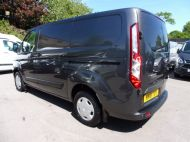 FORD TRANSIT CUSTOM 300 TREND 2.0 TDCI 130 EURO 6 L1 H1 IN MAGNETIC GREY , ONLY 22000 MILES **** £14995 + VAT **** - 1390 - 6
