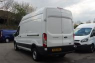 FORD TRANSIT 350 L3 H3 RWD 2.0 TDCI 130 IN WHITE WITH AIR CONDITIONING ** EURO 6 , ULEZ COMPLIANT  , ONLY  46000 MILES **** £15495 + VAT **** - 1742 - 6