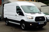 FORD TRANSIT 330 L2H2 MWB MEDIUM ROOF WITH FRONT AND REAR PARKING SENSOR,BLUETOOTH,6 SPEED AND MORE - 1499 - 4