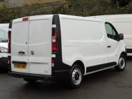 VAUXHALL VIVARO 2900 L1 SWB WITH ONLY 53.000 MILES,AIR CONDITIONING,SENSORS,ELECTRIC PACK,RACKING AND MORE  - 1586 - 5