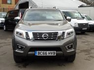 NISSAN NAVARA 2.3 DCI TEKNA EURO 6 4X4 DOUBLE CAB AUTOMATIC PICK UP **** £17995 + VAT **** - 1309 - 2