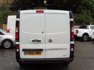 VAUXHALL VIVARO 2900 L1 SWB WITH ONLY 53.000 MILES,AIR CONDITIONING,SENSORS,ELECTRIC PACK,RACKING AND MORE  - 1586 - 6