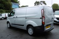 FORD TRANSIT CUSTOM 290 TREND L1 SWB IN SILVER 2.0 EURO 6 ULEZ WITH PARKING SENSORS,CRUISE,ELECTRIC PACK AND MORE *** CHOICE OF 2 FROM £11995+VAT *** - 1387 - 6