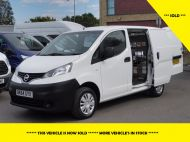 NISSAN NV200 1.5DCi ACENTA SWB EX BRITISH GAS FLEET WITH AIR CONDITIONING,ELECTRIC PACK,REVERSE CAMERA AND MORE *** SOLD *** - 1479 - 1