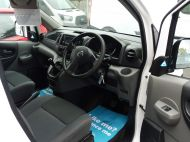 NISSAN NV200 1.5DCi ACENTA SWB EX BRITISH GAS WITH AIR CONDITIONING,ELECTRIC PACK,REVERSE CAMERA **** SOLD **** - 1405 - 9