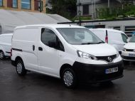 NISSAN NV200 1.5DCi ACENTA SWB EX BRITISH GAS WITH AIR CONDITIONING,ELECTRIC PACK,REVERSE CAMERA **** SOLD **** - 1405 - 4