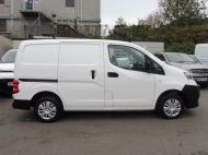 NISSAN NV200 1.5DCi ACENTA DIESEL VAN WITH ONLY 58.000 MILES,REVERSE CAMERA,TWIN SIDE DOORS AND MORE  - 1585 - 18