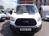 FORD TRANSIT 350/125 L3 DOUBLE CREW CAB ALLOY TIPPER WITH ONLY 56.000 MILES,1 OWNER,6 SPEED,TOW BAR AND MORE - 1428 - 3